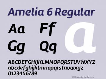 Amelia 6