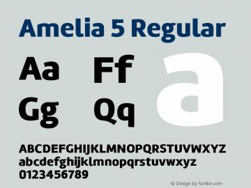 Amelia 5