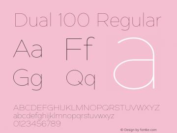 Dual 100