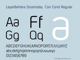 LayarBahtera Doomsday Con Cond