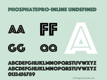PhosphatePro-Inline