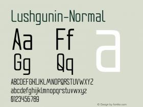 Lushgunin-Normal