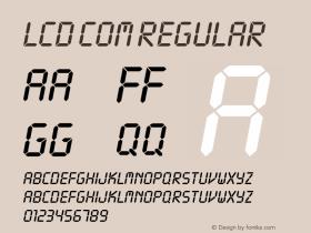 LCD Com