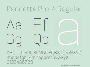Pancetta Pro 4