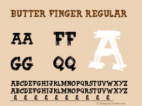 Butter Finger