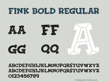 Fink Bold