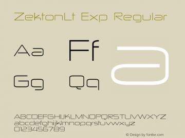 ZektonLt Exp