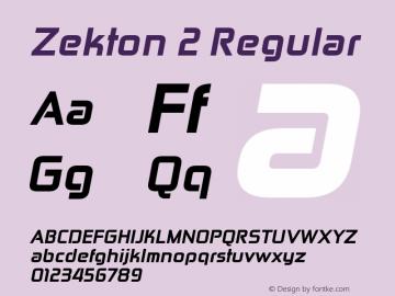 Zekton 2