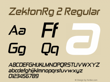 ZektonRg 2