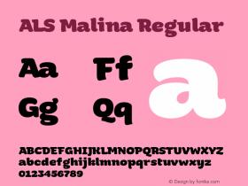 ALS Malina