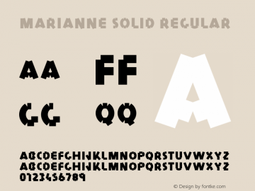 Marianne Solid