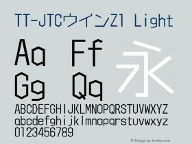 TT-JTCウインZ1