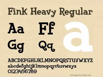 Fink Heavy