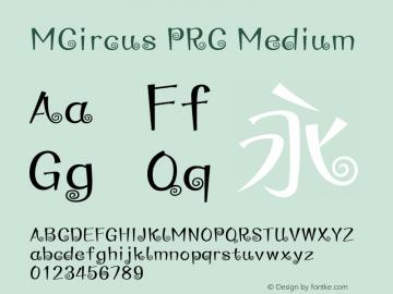 MCircus PRC