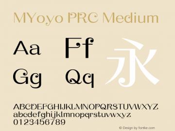 MYoyo PRC