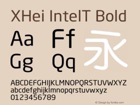 XHei IntelT
