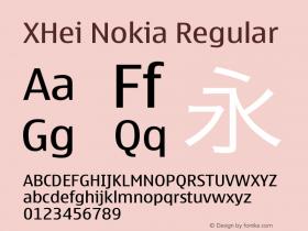 XHei Nokia