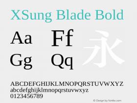 XSung Blade
