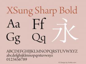 XSung Sharp