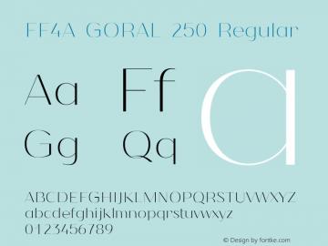 FF4A GORAL 250