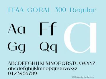 FF4A GORAL 300