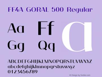FF4A GORAL 500