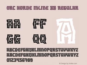 Orc Horde Inline BB