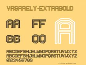 Vasarely-Extrabold
