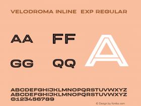 Velodroma Inline Exp