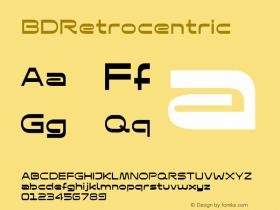 BDRetrocentric
