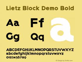 Lietz Block