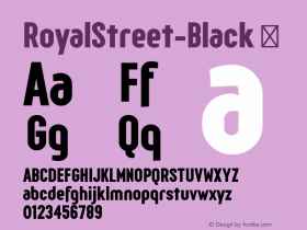 RoyalStreet-Black