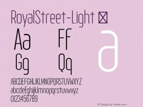 RoyalStreet-Light