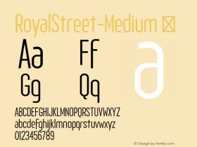 RoyalStreet-Medium