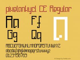 pixelankycl CE