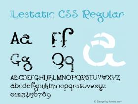 !Lestatic CSS
