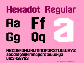 Hexadot