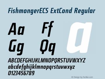 FishmongerECS ExtCond