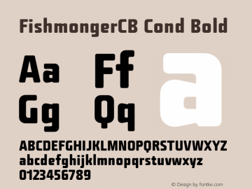 FishmongerCB Cond