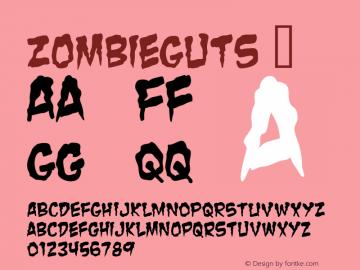 ZombieGuts
