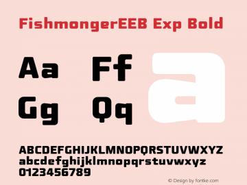 FishmongerEEB Exp