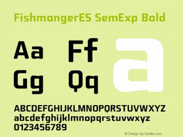 FishmongerES SemExp