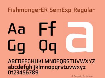 FishmongerER SemExp