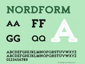 NordForm