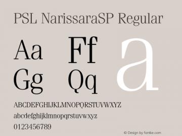 PSL NarissaraSP