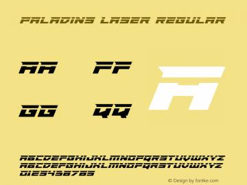 Paladins Laser