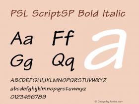 PSL ScriptSP