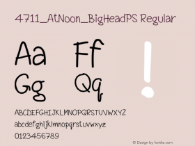 4711_AtNoon_BigHeadPS