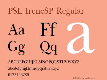 PSL IreneSP