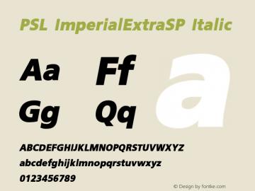 PSL ImperialExtraSP